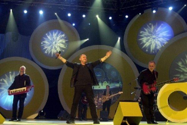 Skupina Elán vystúpi vo svojej kompletnej zostave v sobotu 6. augusta na Zelenej vode.