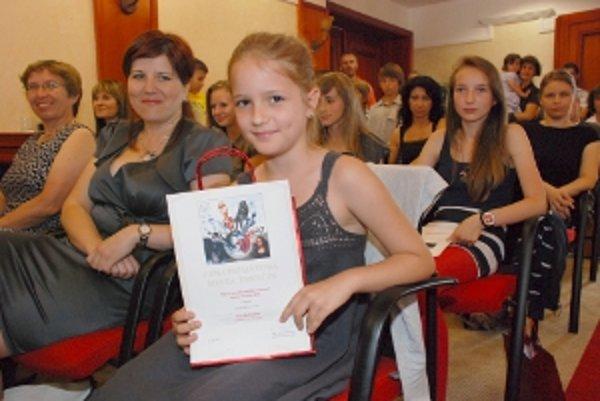Mesto oceňovalo šikovné deti vo vedomostných, umeleckých i športových kategóriách.