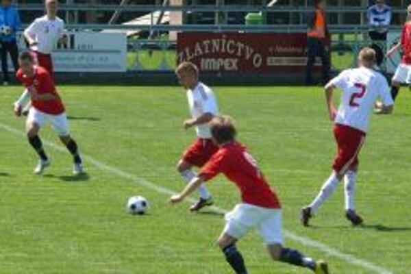 Víťazom Slovakia cupu sa v nemšovskom finále stali Dáni. Tí v napínavom deuli zdolali rovesníkov z Nórska 3:1 (0:1).