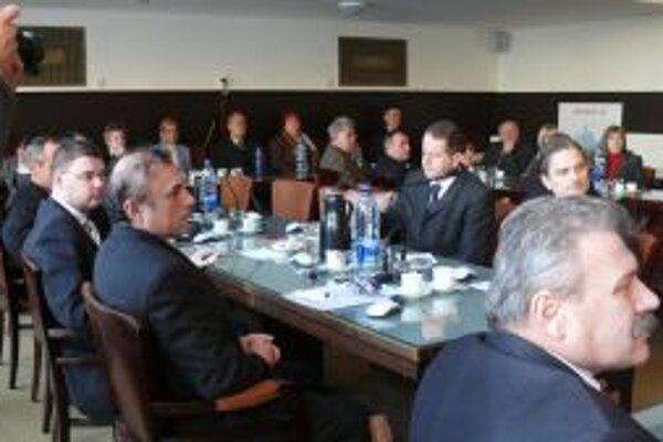 Ilustračné foto. Výjazdové rokovania chce primátor robiť dvakrát do roka.