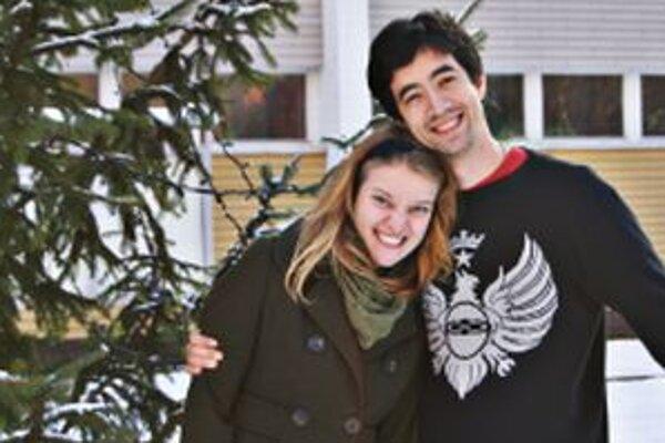 Svenja a Paulo strávia Vianoce spolu v Nemecku
