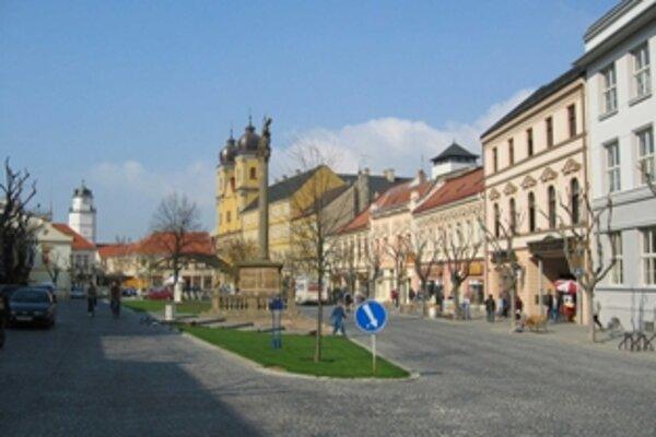 Ilustračné foto. Mierové námestie podľa historikov ukrýva množstvo zaujímavých nálezov.