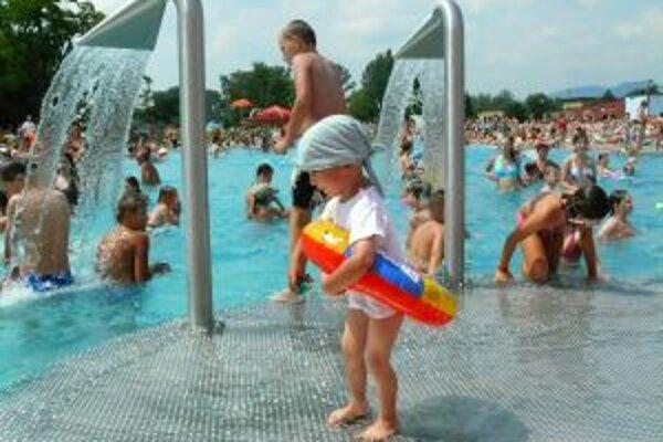 Trenčianska plaváreň bude otvorená za každého počasia.