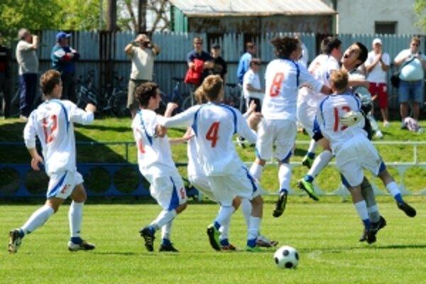 Na Slovakia Cup hralo osem mužstiev.