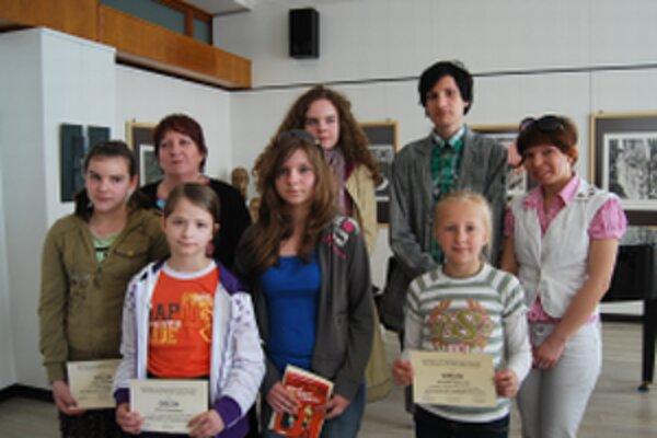 Víťazní autori 7. ročníka Novomestských literárnych rozletov
