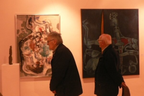 Do 14. marca vystavujú v Galérie M. A. Bazovského najväčšie klenoty výtvarného umenia