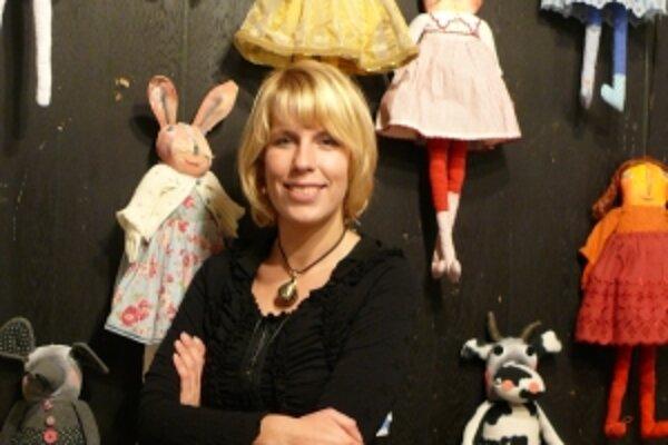 Výstava Evy Mišákovej ml. potrvá v galérii do 18. decembra.