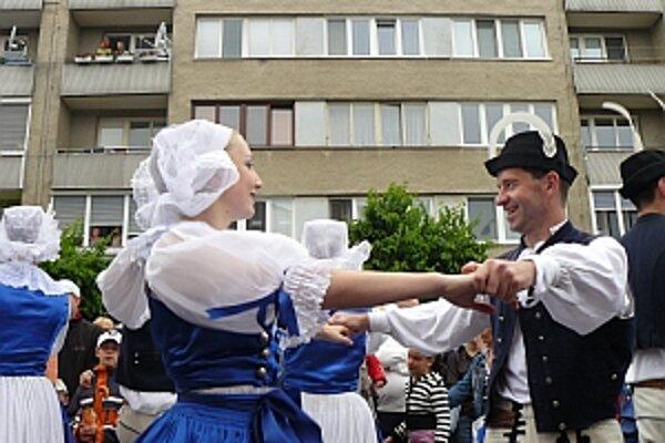 Na festivale sa predstavilo viac ako 1800 účinkujúcich.