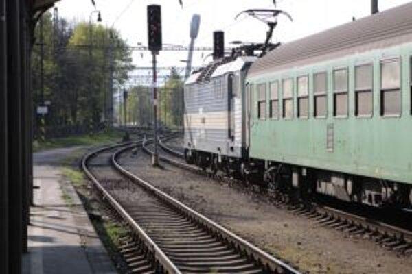 Projekt modernizácie železnice v Trenčíne je nateraz odložený.