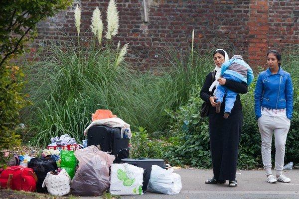 Francúzsko rieši problém s veľkým počtom rómskych prisťahovalcov.