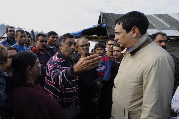 Splnomocnenec pre rómske komunity Peter Pollák bude vysvetľovať jeden z pilierov svojej reformy.