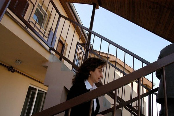Bývalá vládna splnomocnenkyňa pre rómske komunity Klára Orgovánová