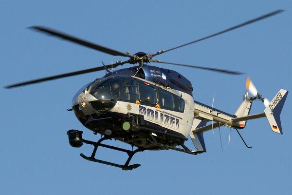 Eurocopter EC145.