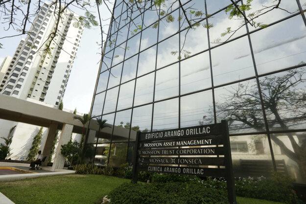 Sídlo spoločnosti Mossack Fonseca v Panama City: sídli tu prinajmenšom deväť off-shore spoločností, ktoré na Slovensku vlastnia najmenej 79 firiem.