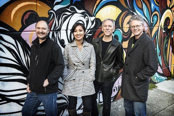 Americký súbor Kronos Quartet.