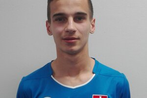 Talentovaný futbalista.