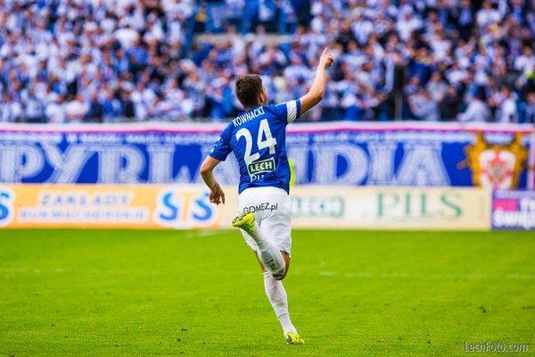V poľskej Ekstraklase hráva momentálne výrazný európsky talent.