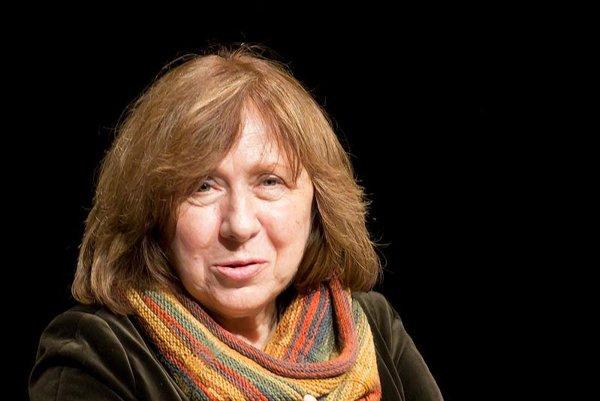 Svetlana Alexijevič