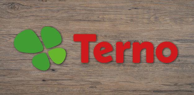 Nové logo predajní Terno