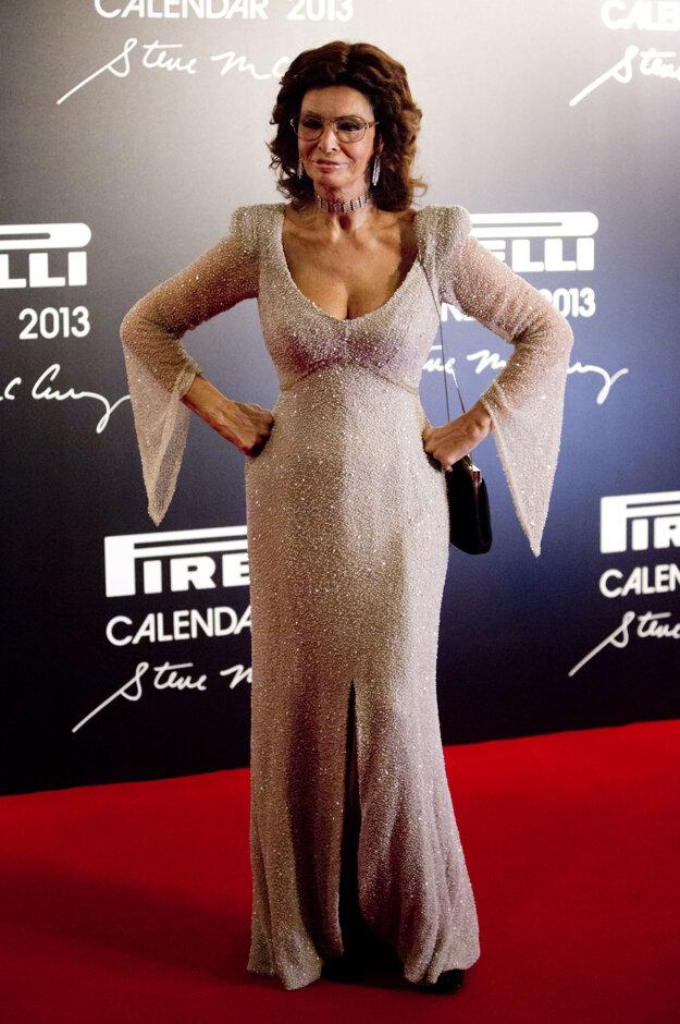 Sophia Lorenová