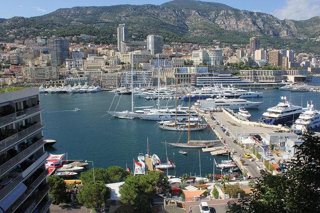 Monako je symbolom bohatstva a luxusu.