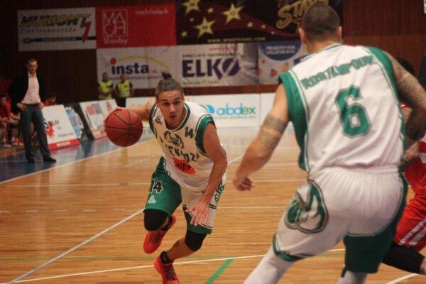 V Prievidzi odohral iba dva zápasy.