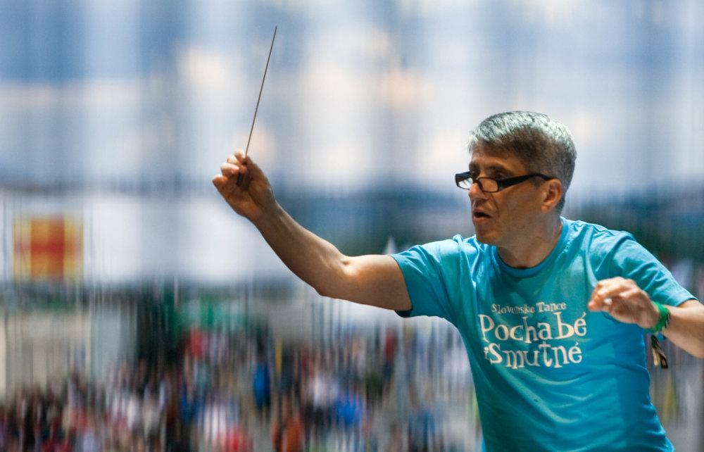 Na festivale Pohoda 2013 dirigoval Peter Breiner svoje Slovenské tance. V inscenovanej podobe ich v tejto sezóne uvedie aj Balet SND.