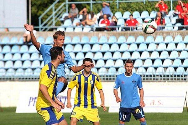 Mužstvo FC Nitra okolo Matúša Paukner sa stretne v Slovenskom pohári s bratislavským Slovanom.