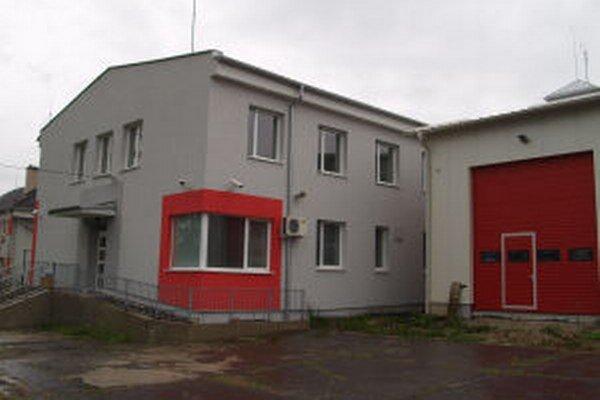 Čiastočne zrekonštruovaná hasičská stanica zostane opustená aj ďalej.