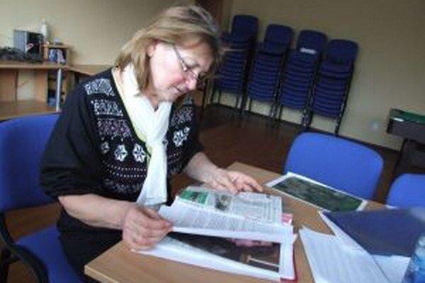Magdaléna Poloňová. V súvislosti s nebezpečnými odpadmi už apelovala na rôzne úrady.