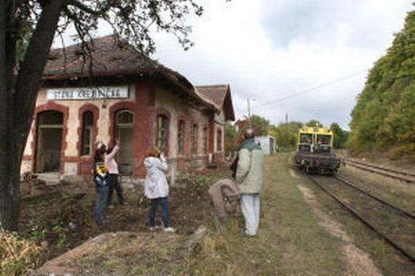 Zo stanice z roku 1872 chcú urobiť múzeum.