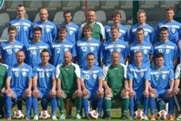 FK Pohronie - víťaz III. ligy Východ.