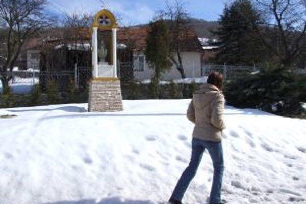 Prochot má novú kaplnku. Ľuďom má poskytnúť útechu a najmä ochranu.