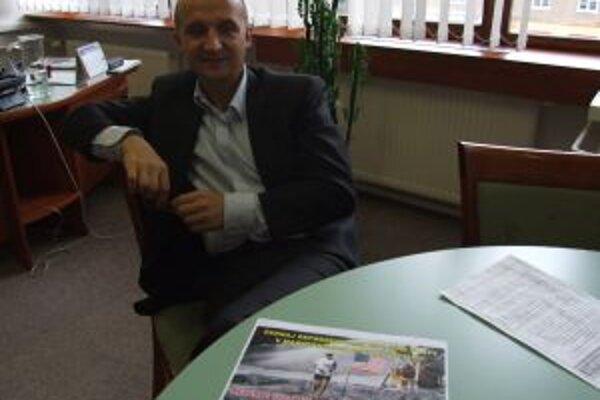 Ivan Černaj priznáva, že o odchode z funkcie primátora uvažoval už dlhšie.