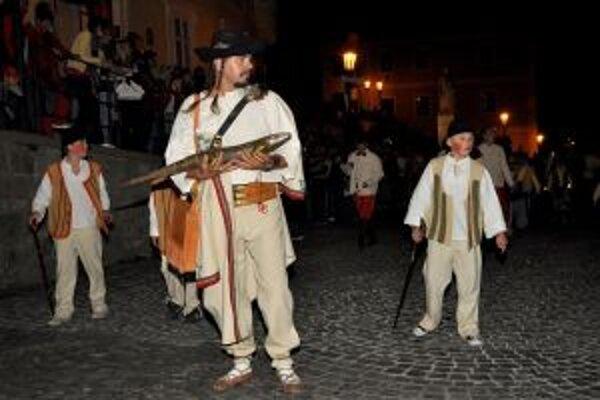 Tradičný sprievod v uliciach mesta už zajtra.