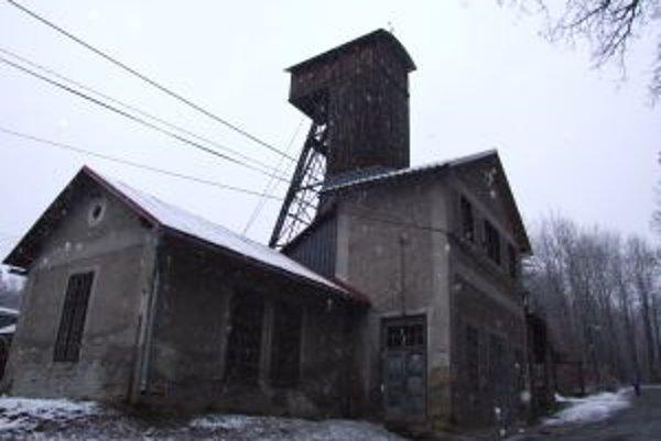 Vodná elektráreň v Kremnici. Jej turbíny pracujú naplno hlboko v podzemí.