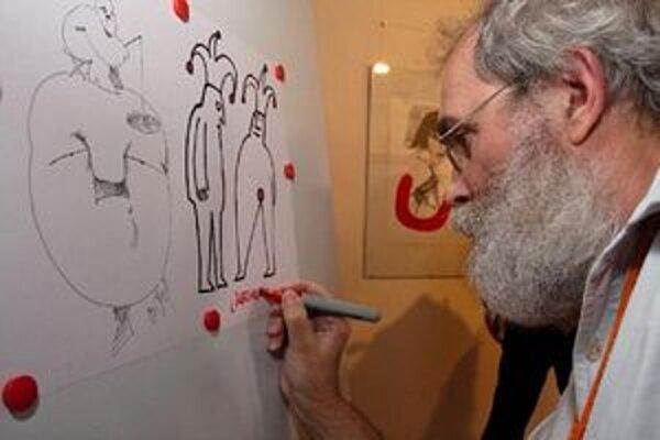 Výstavu karikatúr si do konca septembra môžete pozrieť v Múzeu mincí a medailí v Kremnici.