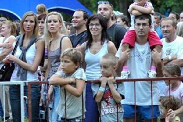 Rozpočet tradičného festivalu je menší. Vstupné však neprešlo.
