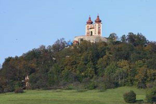 Barokovú pamiatku obnovuje združenie Kalvársky fond.