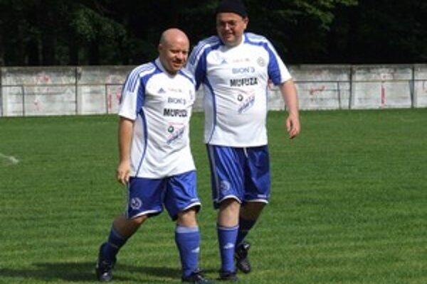 Do Mužstva futbalových zázrakov patria aj Marián Labuda mladší a Ivo Hlaváček.