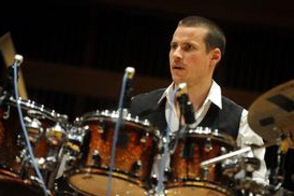 Vlani vystúpil na Jazznici aj bubeník Martin Valihora.