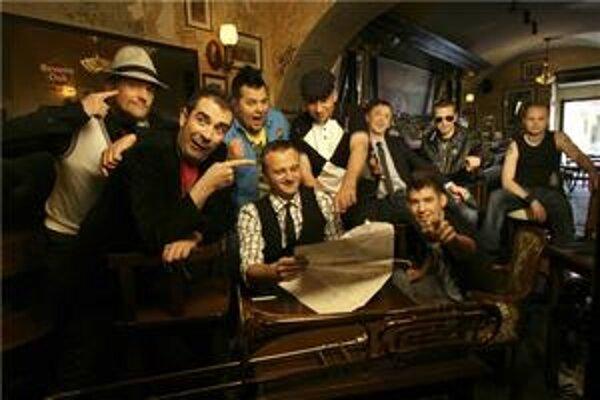 Polemic je kapela, ktorá dokáže osloviť rôzne vekové kategórie.