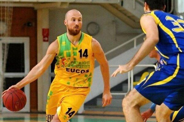 Basketbalista zo Žiaru nad Hronom.