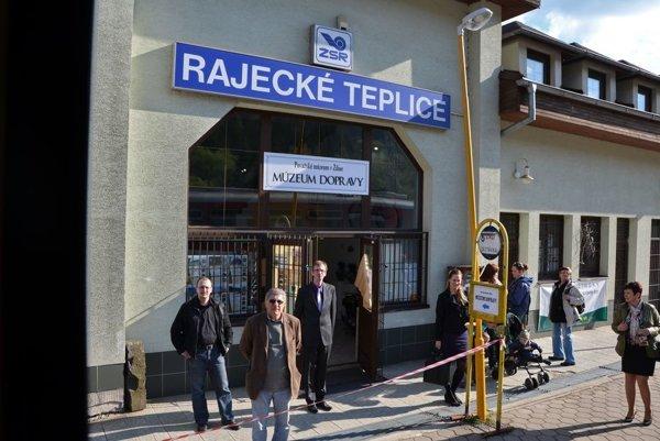 Múzeum v Rajeckých Tepliciach jubiluje.