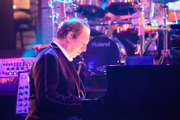 Nemecký skladateľ zahrá aj v Bratislave.