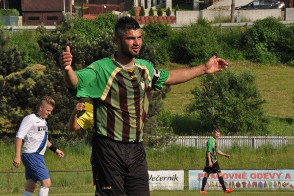 Roman Baláž po zranení opäť strieľa góly.