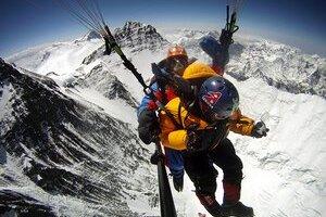 Let nad Everestom.