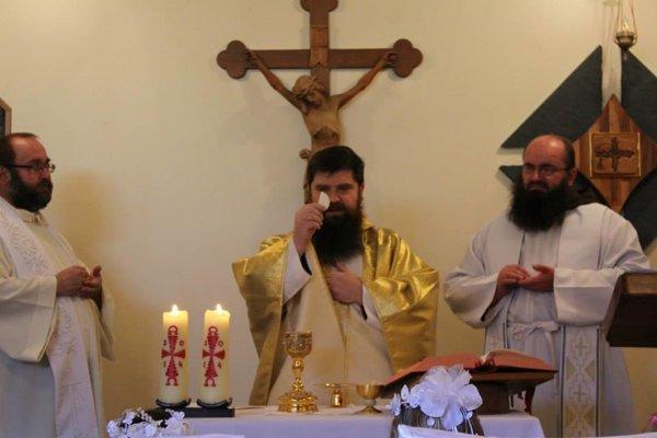 Minulý rok vymenoval pápež František Dávida za biskupa na Islande.