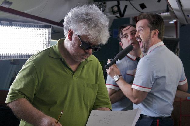 Pedro Almodóvar má svetoznámu spoločnosť El Deseo.