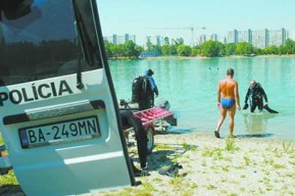 Najviac ľudí zomiera na Slovensku na vodných nádržiach, na ktorých zväčša chýba záchranná služba.